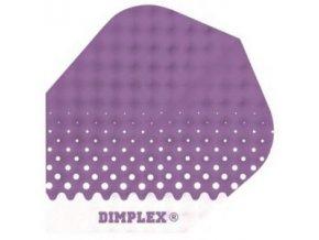 Letky DIMPLEX standard purple Fade