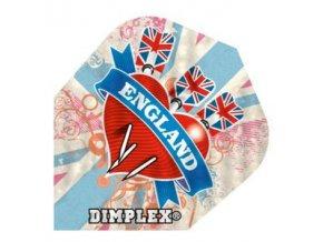 Letky DIMPLEX standard  heart England