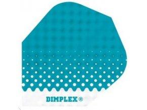 Letky DIMPLEX standard blue/white Aquamarine Fade