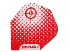 Letky DIMPLEX standard red Fade