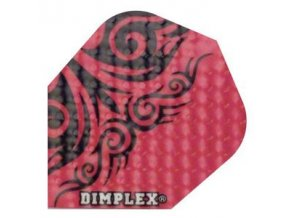 Letky DIMPLEX standard  red/black