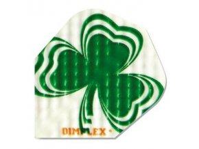 Letky DIMPLEX standard white/green