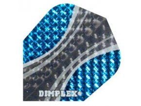 Letky DIMPLEX standard blue/grey
