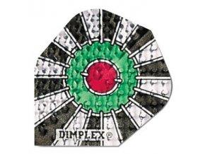 Letky DIMPLEX standard black/green target