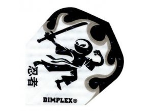 Letky DIMPLEX standard white/black