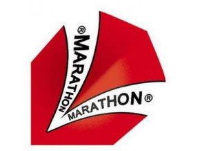 Letky MARATHON  standard red