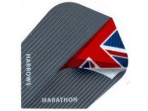 Letky MARATHON  standard grey/u Jack