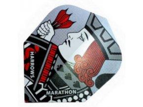Letky MARATHON  standard Jack of darts
