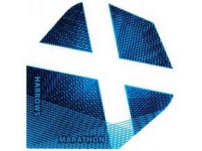 Letky MARATHON  standard blue/white Scotland
