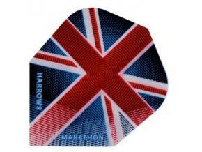 Letky MARATHON  standard Union Jack