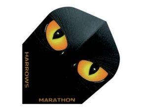Letky MARATHON  standard black eyes