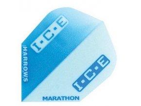 Letky MARATHON  standard blue/white I-C-E