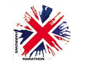 Letky MARATHON  standard England flag