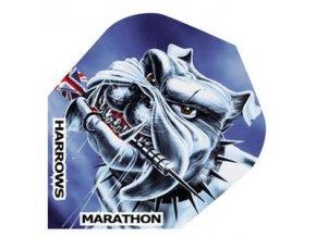 Letky MARATHON  standard blue Bulldog