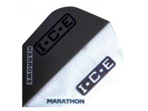Letky MARATHON  standard black/white I-C-E