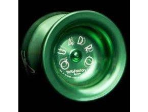 Yoyo Quadro - zelené