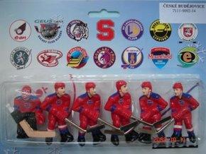 HRÁČI ČESKÉ BUDĚJOVICE na Stiga hokej