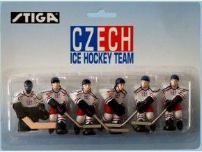 HRÁČI ČESKÁ REPUBLIKA - malovaný na Stiga hokej