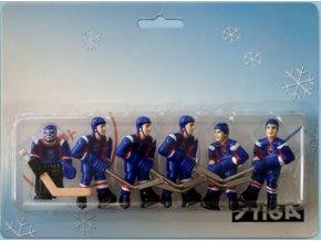 HRÁČI SLOVENSKO - malovaný na Stiga hokej
