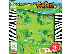 SMART - Safari: Schovej a najdi