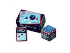 Kulečníková křída BLUE  DIAMOND 1ks
