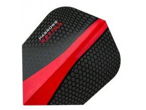 Letky RETINA standard black/red