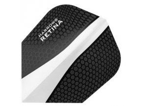 Letky RETINA standard black/white