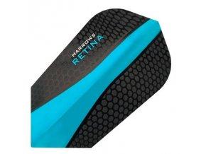 Letky RETINA slim black/blue