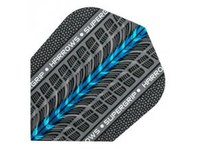 Letky SUPERGRIP standard grey/blue