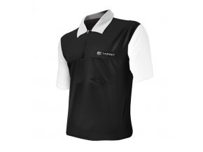 Tričko Coolplay 2 DART SHIRT HYBRID  Black/White