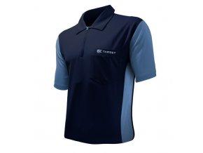 Tričko COOLPLAY HYBRID 3 Navy/Light Blue