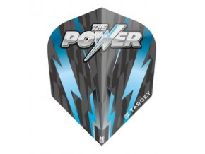 Letky PHIL TAYLOR VISION standard The power GEN2 grey/blue