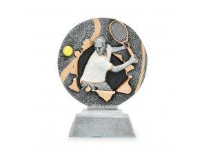 Trofej C7124 tenis muž