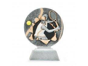 Trofej C7125 tenis žena