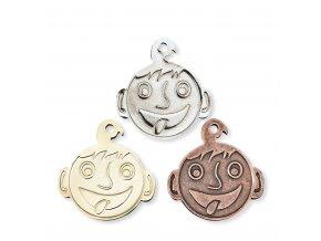Medaile C19032 zlatá, stříbrná, bronzová