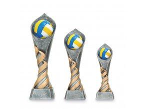 Trofej C7139 volejbal