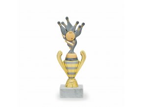 Trofej 7180 bronzová Bowling