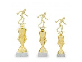 Trofej 7327 zlatá