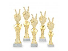 Trofej 7331 zlatá
