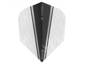 Letky VISION ULTRA standard white wing black NO6