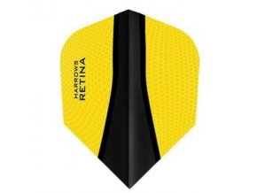 Letky RETINA standard yellow/black