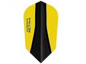Letky RETINA slim yellow/black