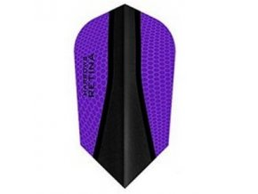 Letky RETINA slim purple/black