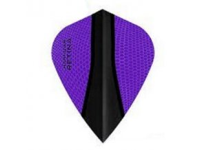 Letky RETINA kite purple/black