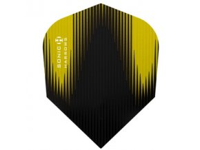 Letky SONIC standard black/yellow