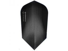 Letky SONIC standard black/silver