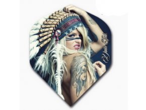 Letky DARTSINK standard HEAD DRESS GIRL