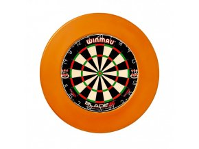surround orange winmau