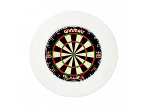 surround white winmau