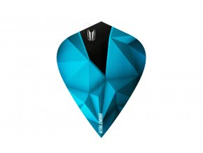 333100 SHARD ULTRA.CHROME AZZURRI KITE FLAT